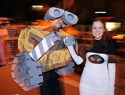 Wall-e Halloween Costume