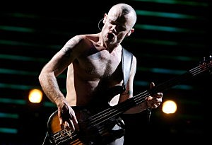 Coachella Music Festival - Day 2 flea