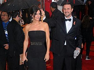 Courtney Cox & David Arquette