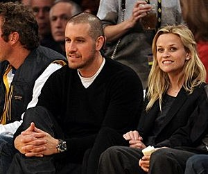 Reese Witherspoon & Fiance