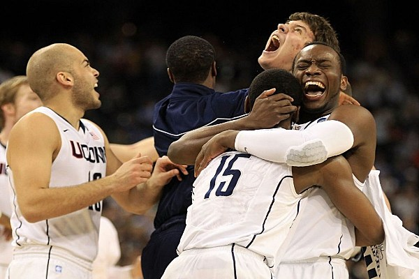 UConn Beats Butler 53-41 in Sloppy NCAA Title Game