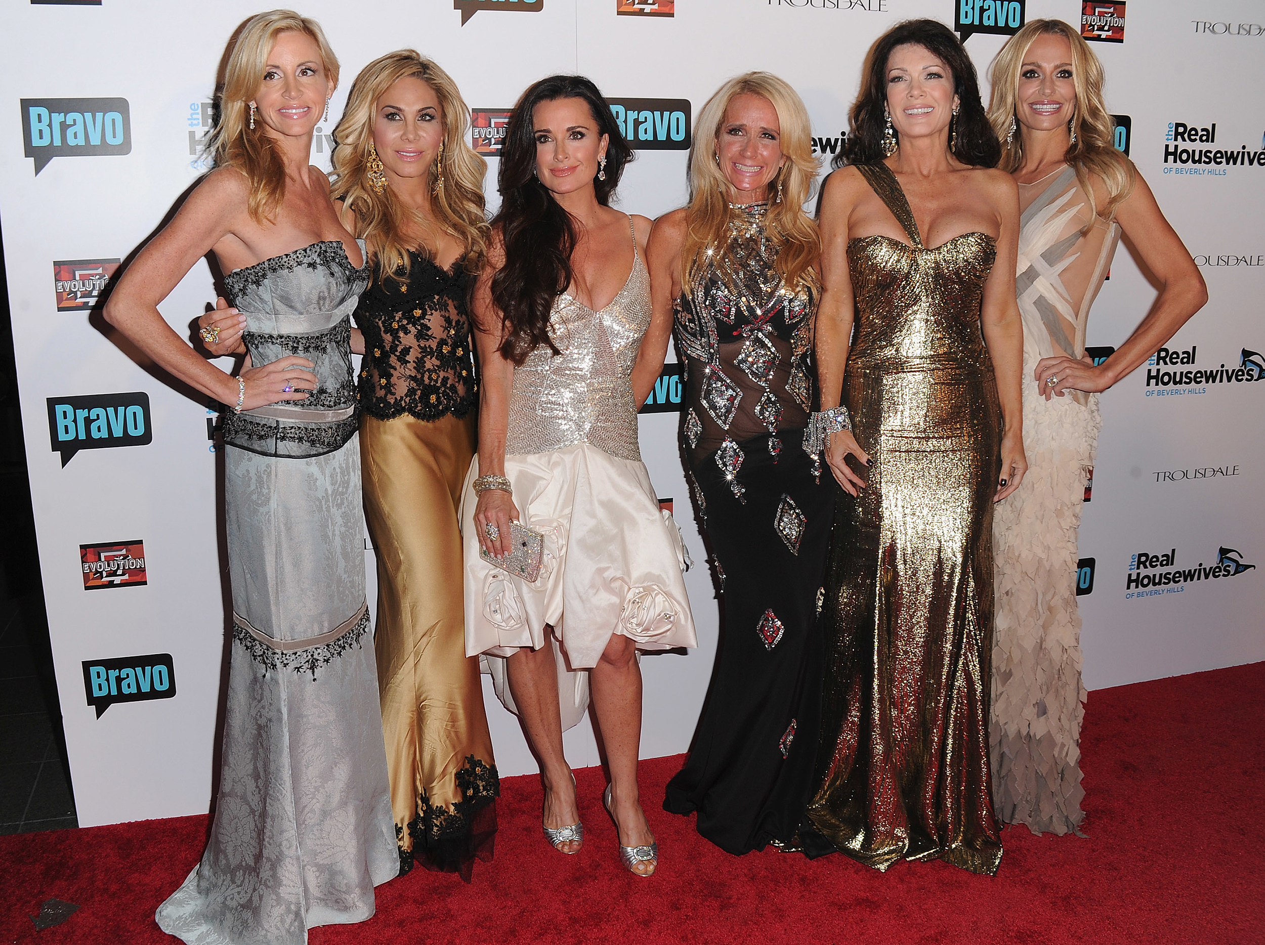 Real Housewives Of Beverly Hills Season 2 Cast Revealed