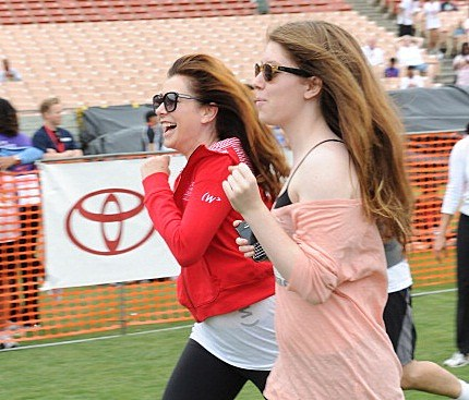 18th Annual EIF Revlon Run/Walk For Women