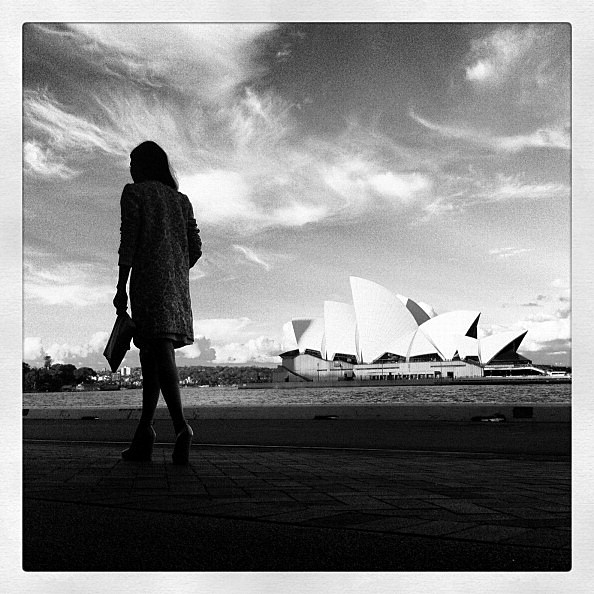 MBFWA S/S 2012/13 - Behind The Scenes