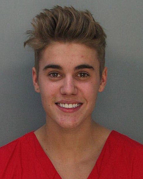 Justin Bieber Arrested In Miami Beach