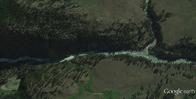 Search Underway For Missing Swimmer In Yellowstone